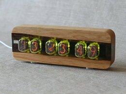 """Часы настольные и каминные - Ламповые часы """"Eponix 12"""" (ясень), 0"""
