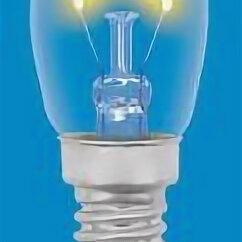 Лампочки - Лампа накаливания Uniel F25 E14 15W для холодильников IL-F25-CL-15/E14 коробка, 0