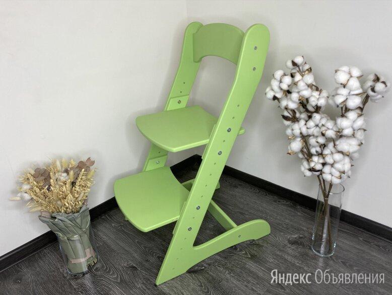 Растущий стул по цене 1990₽ - Стулья, табуретки, фото 0