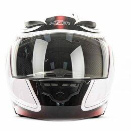 Спортивная защита - Шлем мото HIZER 620, 0