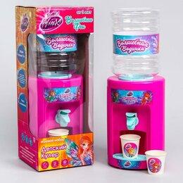 """Кулеры для воды и питьевые фонтанчики - Кулер детский """"Волшебные феи"""", Феи Винкс: Блум,1,6 л, 0"""