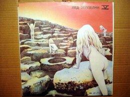Виниловые пластинки - Led Zeppelin (Лед Зеппелин ) - 4 и 5 альбом, 0
