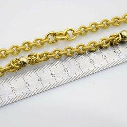 Цепи - Золотая цепь. Италия. 750 проба, 0