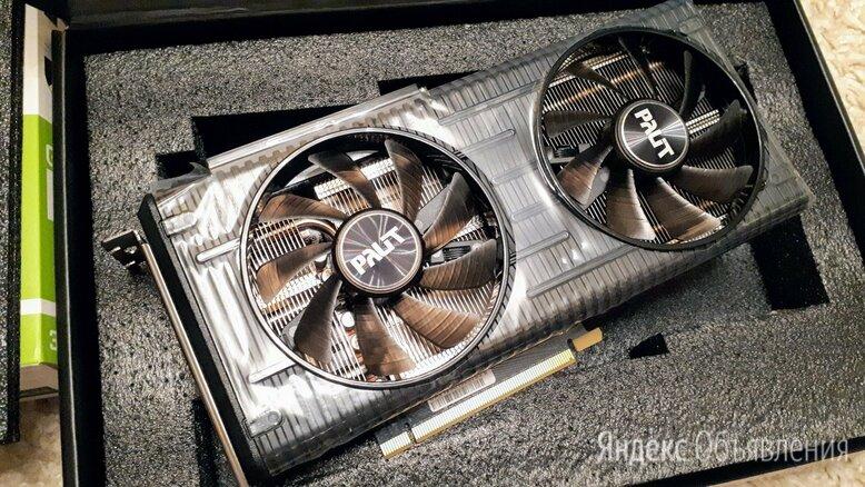 Видеокарта Palit GeForce RTX 3060 Dual 12 GB по цене 66500₽ - Видеокарты, фото 0
