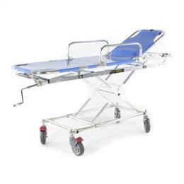 Оборудование и мебель для медучреждений - Каталка больничная YQC-2L (СП-6.1) без матраса, 0