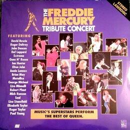 Видеофильмы - 2LD – VA - The Freddie Mercury Tribute Concert –…, 0