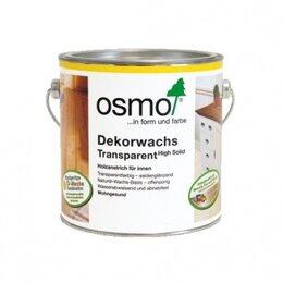 Масла и воск - Osmo Dekorwachs Transparent цветные масла, 0