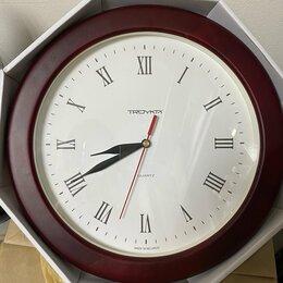 Часы настенные - Настенные часы Тройка (Беларусь) на запчасти , 0