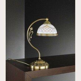 Настольные лампы и светильники - Настольная лампа Reccagni Angelo P 7002 P, 0