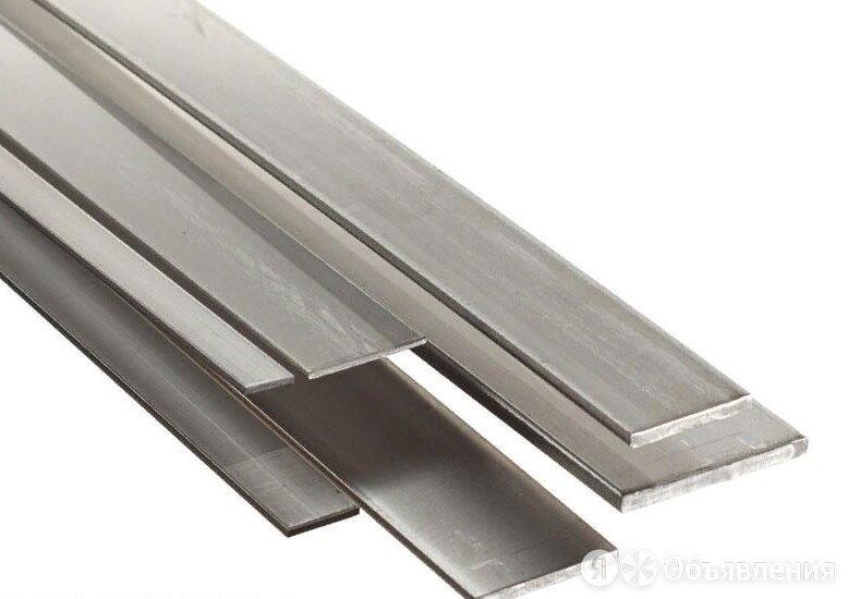 Полоса алюминиевая 100х8 мм АД0 ГОСТ 15176-89 по цене 121600₽ - Металлопрокат, фото 0