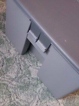 Сумки и ящики - Ящик фирмы Plano с пятью кейсами в комплекте, 0