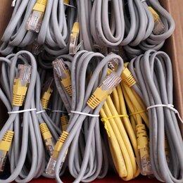Компьютерные кабели, разъемы, переходники - Компьютерные пат корды, 0