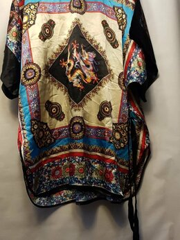 Блузки и кофточки - Натуральный Шелк, туника, блуза, 0
