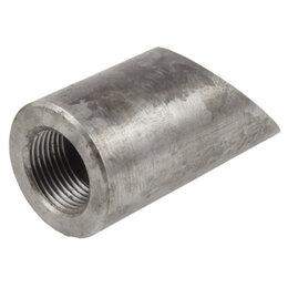 Элементы систем отопления - Бобышка косая L=055 мм М20х1,5, 0