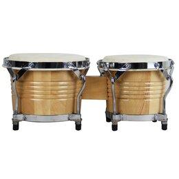 Аудиооборудование для концертных залов - AP Percussion CX-D120B-NL Бонги деревянные,…, 0