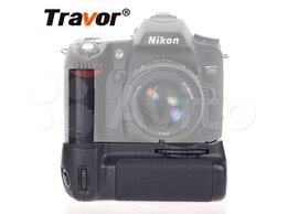 Аккумуляторы и зарядные устройства - Батарейный блок на Nikon D80/D90 MB-D80 (BG-2C), 0