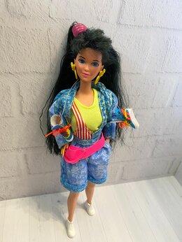 Куклы и пупсы - Кира all american Барби / Barbie 1990г, 0
