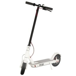 Самокаты - Электросамокат Xiaomi Mijia Electric Scooter 1S (Белый), 0