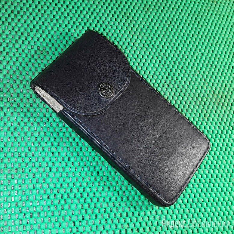 Чехол кобура на ремень для смартфона ручной работы кожаный  по цене 2000₽ - Чехлы, фото 0