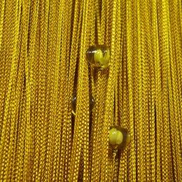 Шторы - Кисея штора нитяная Portgallery однотонная плотная 3х2.85м, 0