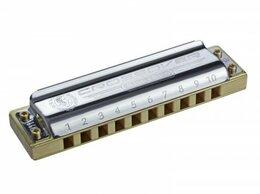 Губные гармошки - Hohner M2009016X Marine Band Crossover C -…, 0