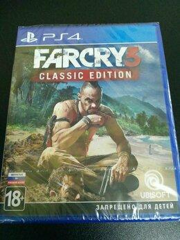 Игры для приставок и ПК - Far Cry 3 (classic edition)(PS4) русская версия, 0