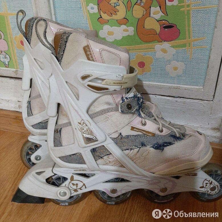 Роликовые коньки  *Rolla Blade*(женские). по цене 2500₽ - Роликовые коньки, фото 0