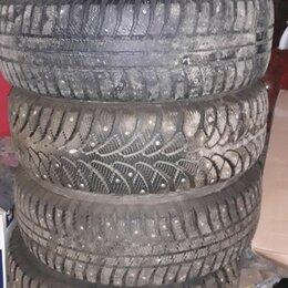 Шины, диски и комплектующие - Продам колеса на зимней резине Р-14 на рено сандеро. 25т.р., 0