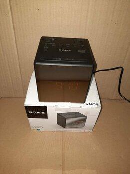 Радиоприемники - Радиобудильник Sony ICF-C1, 0