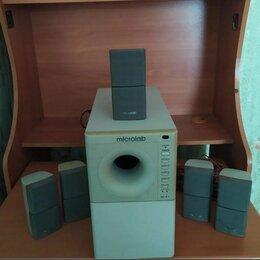 Акустические системы - Акустическая система microlab x4/5.1, 0