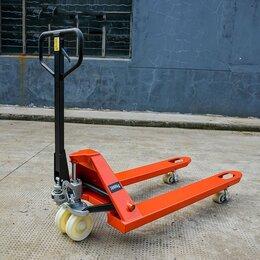 Грузоподъемное оборудование - Гидравлическая тележка PR 2т, 0