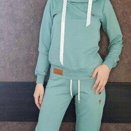 Спортивные костюмы - Костюм спортивный женский futer lux, 0