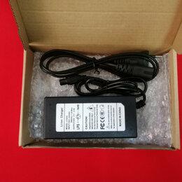 Запчасти  - 021268 Блок питания (сетевой адаптер) для гироскутеров 42v 2A (разъем с 3 отверс, 0