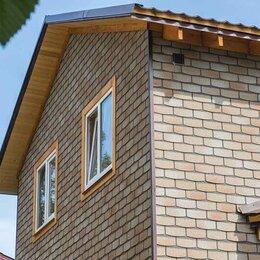 Фасадные панели - Фасадная плитка Hauberk Хауберк Камень Травертин, 0