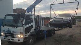 Спецтехника и навесное оборудование - бортовой грузовик с кму манипулятор, 0