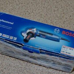 Шлифовальные машины - Ушм bosch GWS 17-125 CI, 1700 Вт, 125 мм, 0