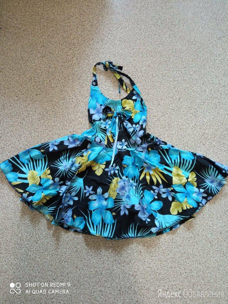 Сарафан с юбкой-солнцем на 3-4 года по цене 350₽ - Платья и сарафаны, фото 0