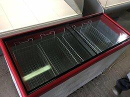 Морозильное оборудование - Морозильный Ларь Снеж МЛ500, 0