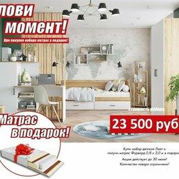 Кроватки - Детская спальня Лайт + матрас В ПОДАРОК!, 0