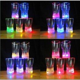 Кружки, блюдца и пары - Светящийся стакан на 250мл, 0