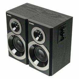 Компьютерная акустика - Новые Колонки SVEN SPS-619, 20Вт, 0