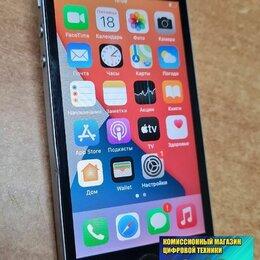 Мобильные телефоны - Смартфон Apple iPhone SE, 0