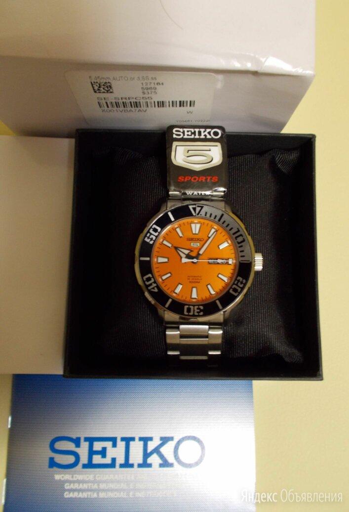 Часы Seiko Механика-автомат по цене 18000₽ - Наручные часы, фото 0
