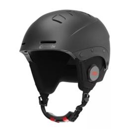 Спортивная защита - Шлем защитный SS1 Smart4u Bluetooth Ski Helmet размер М черный, 0