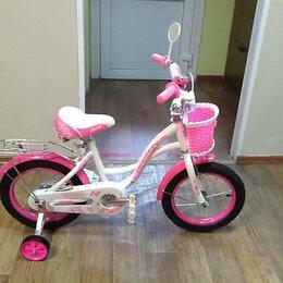 """Велосипеды - Велосипед детский ЗАЙКА 14"""", 0"""
