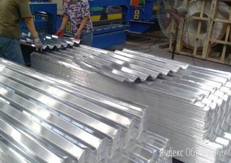 Профнастил алюминиевый С8 2 мм по цене 428₽ - Металлопрокат, фото 0