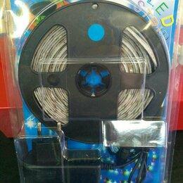 Светодиодные ленты - Светодиодная лента (5 м) синяя, 0