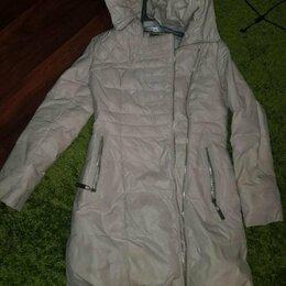 Куртки и пуховики - Куртка удлиненная, 0