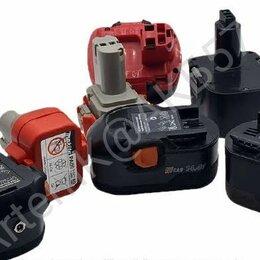 Аккумуляторы и зарядные устройства - Аккумулятор makita 9,6v, 12v, 14v, 18v., 0