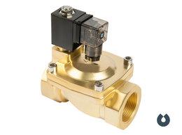 "Электромагнитные клапаны - Электромагнитный клапан UNIPUMP BOX-32 1,25""…, 0"